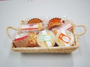 豆乳プリン・お菓子 (宮古市・宮古アビリティーセンター)