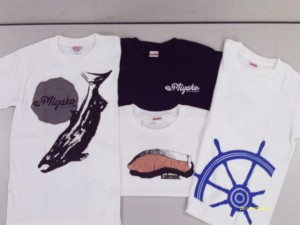 オリジナルTシャツ (宮古市・SELPわかたけ)