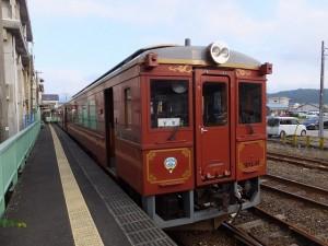 レトロ列車(外観)